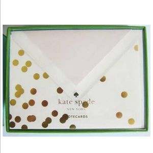 🆕 Kate Spade Confetti Boxed Notecards